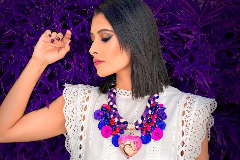 Collares de Bisutería Artesanal, cuáles van con cada tipo de blusa + 1 tip extra