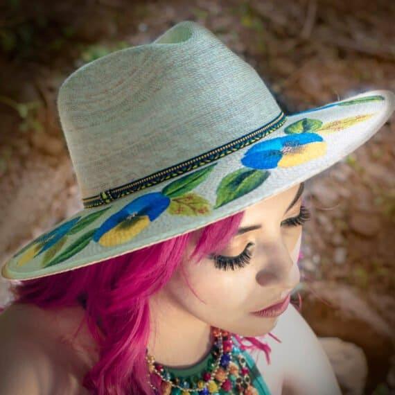 Sombrero Artesanal para Dama