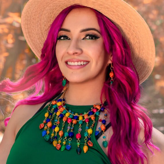Collar Artesanal Mediano