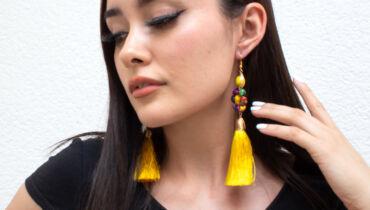 Aretes artesanales: Para cualquier ocasión y a la moda