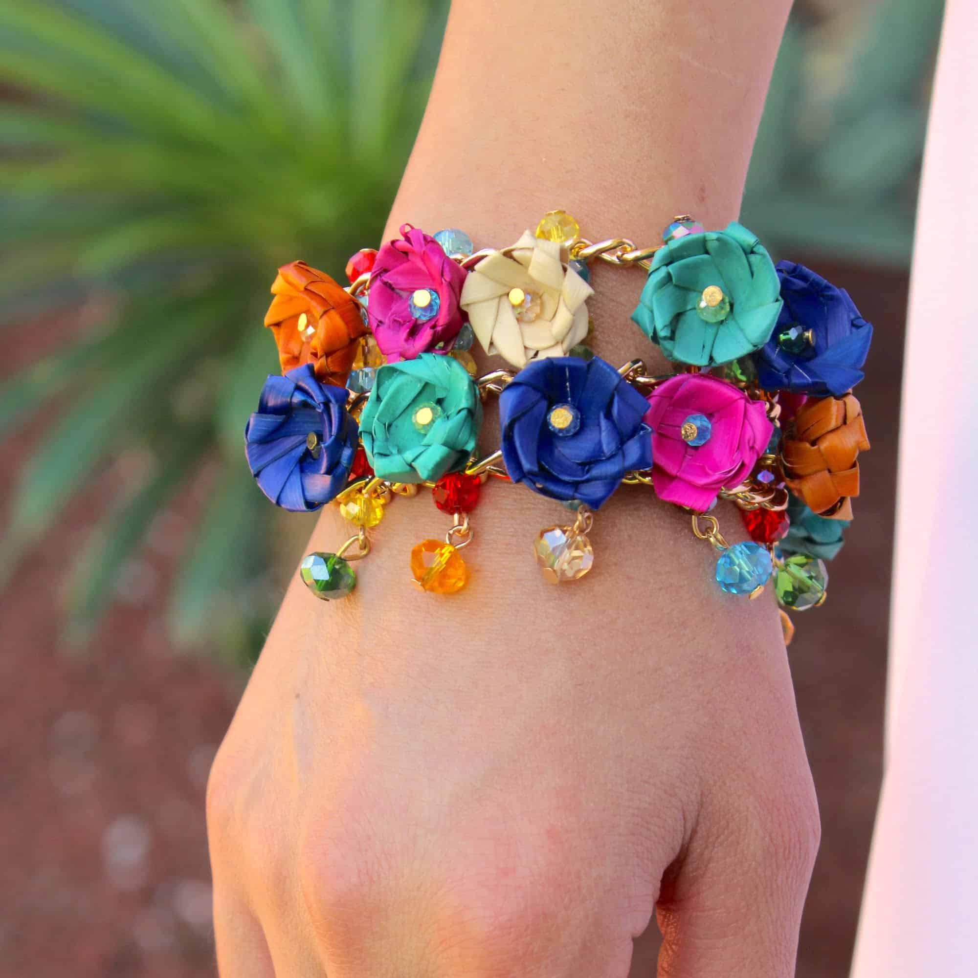 Las pulseras artesanales mexicanas representan una moda milenaria