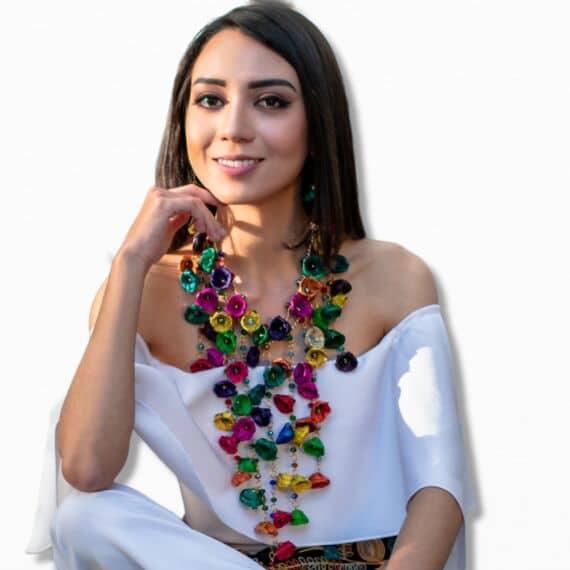 collares artesanales mexicanos